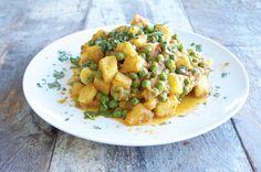 Aloo Matar recipe by medical medium