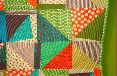 Eryn's quilt detail