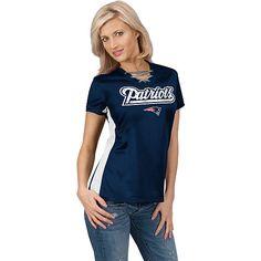 New England Patriots - Women s Draft Me Short Sleeve T-Shirt Nhl Boston  Bruins c9e5fcad013a
