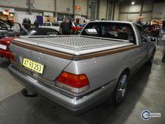 Mercedes-Benz S-Klasse Limousine - Pickupumbau Mercedes Maybach, Merc Benz, Flower Car, Vehicles, Cars, Autos, Thanks, Automobile, Vehicle