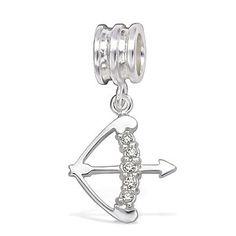Sagittarus Zodiac Sign Charm Bead - Pandora Compatible