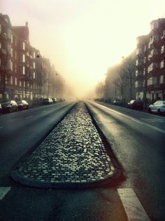 Copenhagen...in morning light...