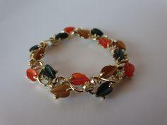 Bracelet thermoplastic 50/60s Beaded Bracelets, Plastic, Vintage, Collection, Jewelry, Fashion, Moda, Jewlery, Jewerly