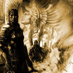 """If the Creator leads me in this direction, I shall go. No matter what it is, for I am a Warrior and I must fulfill my destiny.""  * Aztec warriors  <3 lis"