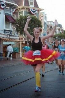 Tinkerbell 10k and Half Costume Planning | Run The Great Wide Somewhere