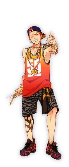 伊藤紗月 | CHARACTER | Paradox Live Boy Character, Character Design, Dramatical Murder, Cat Whiskers, Manga Boy, Video Game Art, Live Wallpapers, Paradox, Anime Style