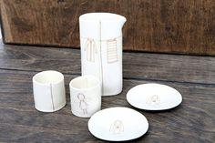 jess brown design - artisan rag dolls