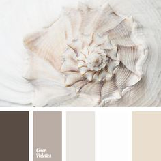This palette causes a gentle feeling of the arising pale sand beauty, which which can be frightened easily. The lack of clear lines suggests about the inex.