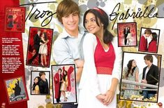 Photo of orkut brazil for fans of High School Musical 4884391 High School Musical Film, High School Musical Costumes, Disney Channel Original, Disney Channel Stars, Troy And Gabriella, Zac Efron And Vanessa, High School Love, Disney Girls, Disney Mickey