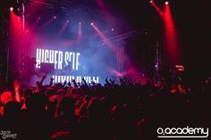 Higher Self supporting Oliver Heldens 'Heldeep' tour @ O2 Academy - Leeds (05/02/2015). © Justin Gardner