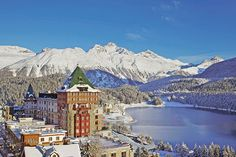 Badrutt's Palace Hotel It was in Saint Moritz, Switzerland, that hotel pioneer Johannes Badrutt created winter tourism as we know it. His son, Caspar, opened the Badrutt's Palace Hotel in the town in 1896, and ski hotels worldwide are still playing catch-up. The rooms and suites are sumptuous, the service is impeccable, and the King's Club—an ultra-modern disco inferno—is the place to be seen on any night of the week. From $285/night; badruttspalace.com