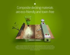 Five facts: Wood vs. Composite on Behance