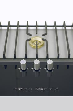 Industrial facility cooktop interface
