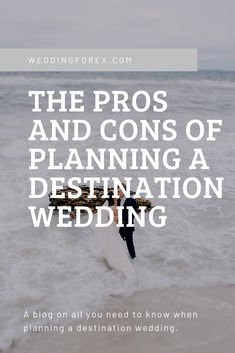 The Pros & Cons Of Planning A Destination Wedding The Plan, How To Plan, Wedding Advice, Wedding Planning Tips, Positive Quotes, Motivational Quotes, Inspirational Quotes, Wedding Abroad, All Covers