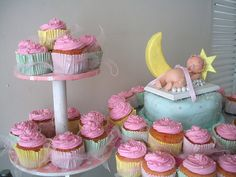 Baby shower cakes <3