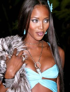 Naomi Campbell #style #stayingpower