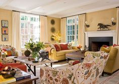 Decorating Tips from Interior Designer Gary McBournie - Traditional Home®