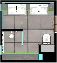 Een eigen walk in douche in de badkamer sealskin badkamer pinterest walk in walks and html - Kaart badkamer toilet ...