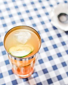 Cocktail Recipe: Pimm's Cup
