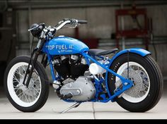 TOP FUEL II / caferacer