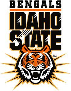 idaho bangles football | Idaho State Bengals Primary Logo - NCAA Division I (i-m) (NCAA i-m ...