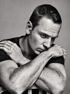 Michael Fassbender as Jack Krauser.
