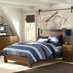 Boy Bedroom Ideas, Boy Bedrooms & Guys Room Decor   PBteen