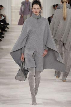 nice cape from Ralph Lauren