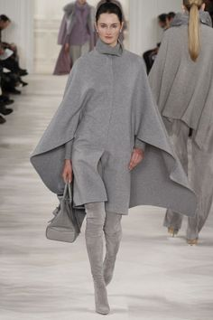 nice cape from Ralph Lauren