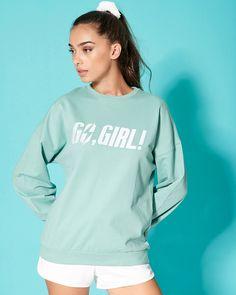 #choosepink Graphic Sweatshirt, Woman, Sweatshirts, Sweaters, Pink, Clothes, Fashion, Outfits, Moda