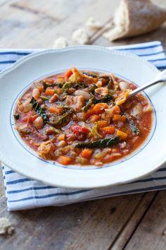 Ribollita, Tuscan Stew