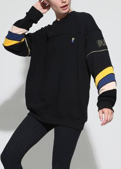 The Flash Gordon Sweater is a super slouchy, tomboy sweat which is a  perfect addition ae1ebaa24e5c