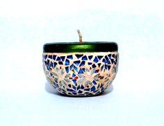 velita aromática matero mini mosaico