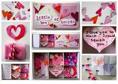 Little Box of Hearts II van Saartje - IdeasFromTheForest