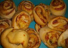 Μανιταροπιτάκια νηστίσιμα by sougo συνταγή από Georgiadou Soula - Cookpad Shrimp, Sausage, Muffin, Potatoes, Snacks, Meat, Vegetables, Breakfast, Food