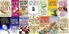 any book by Sandra Brown, she started off a romance book writer but she has become a great suspense writer, her books have so many twists u cant turn the pages fast enough!!!