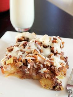 I really don't have words to describe my Butter Pecan Bread Pudding with Cream Cheese Glaze and Chocolate Chips. Try saying that quickly. Let's just say if a cinnamon roll, pecan praline and bread pudding had a baby, this would be it! Yep, it's that good, every single bite! First, you must purchase high quality …