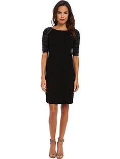 Calvin Klein Jeans Zip Shoulder Tee Dress $89