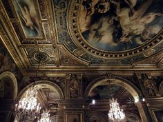 City Hall, Paris, France interior   Recent Photos The Commons Getty Collection Galleries World Map App ...