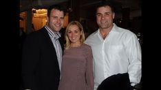 Brett and Eric Lindros