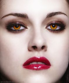 Bella Cullen - Twilight...okay maybe not my favorite but definitely looking forward to the movie!!