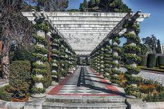 Jardines de Cecilio Rodirguez - Madrid, parque del retiro