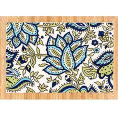 dhurrie rug, world market