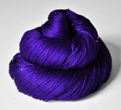 Memory of a fearsome tale  Silk Yarn Lace weight by DyeForYarn, €27.00