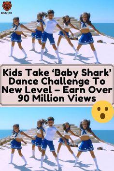 Baby Shark Dance, Rare Videos, Shark S, Just Amazing, Baby Kids, Dancing, Challenges, Internet, Lol
