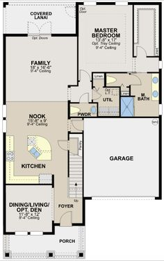 the marcoryland homes at connerton | floor plans | pinterest