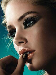 bold and daring makeup - Google Search