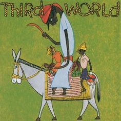 Cover image for the song 'Brand New Beggar' By Third World