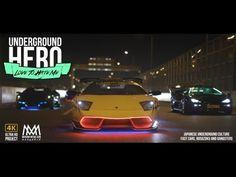 Underground Hero : Love To Hate Me - Lamborghini Bosozoku Yakuza Canon EOS-1D C 4K Maiham-Media.com