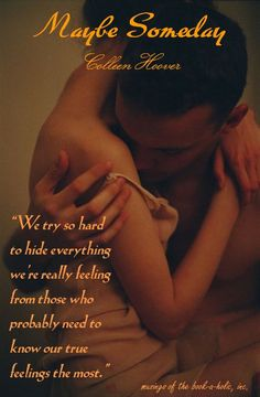 maybe someday, colleen hoover musings of book-a-holic fairies, inc